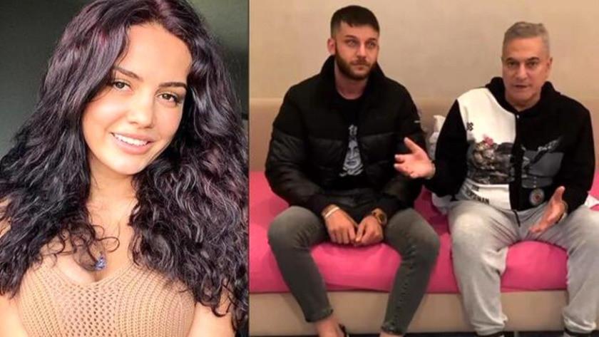 Mehmet Ali Erbil, Ece Ronay'ın nişanlısıyla video paylaştı