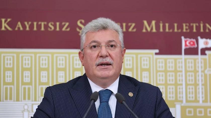 AK Partili Akbaşoğlu Parlamenter sistem isteyenlerle ilgili açıklaması