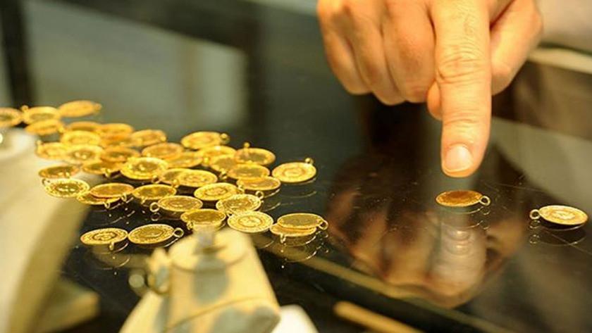 ABD'den gelen rakamlar sonrası gram altın 6 lira arttı
