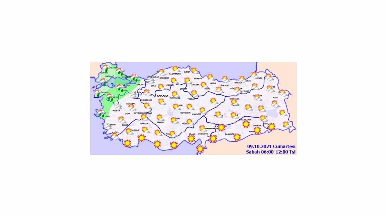 Hafta sonu planı olanlar dikkat! Meteoroloji'den sağanak uyarısı - Sayfa 3