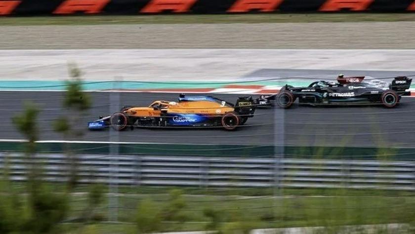 Formula 1 Türkiye Grand Prix'sinde İstanbul Park'ta heyecan başladı