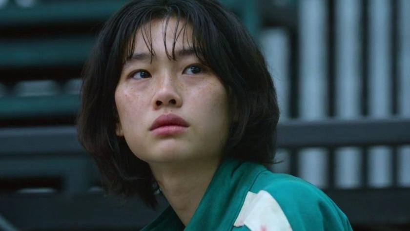 Squid Game'in güzel oyuncusu HoYeon Jung rekora koşuyor!
