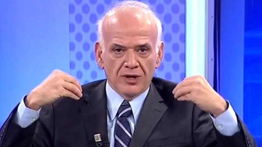 Ahmet Çakar, canlı yayında Beşiktaş'tan özür diledi!