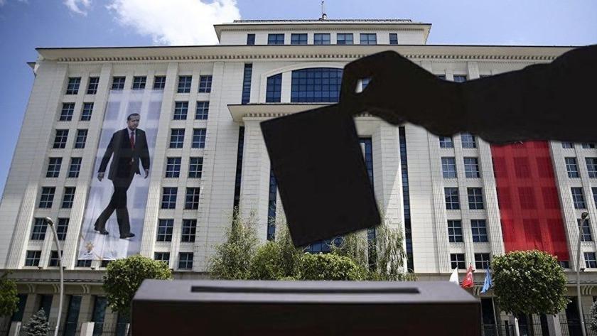 AK Parti Genel Merkezi'ni karıştıran anket! AK Parti Genel Merkezi hangi anket firmasını aradı?