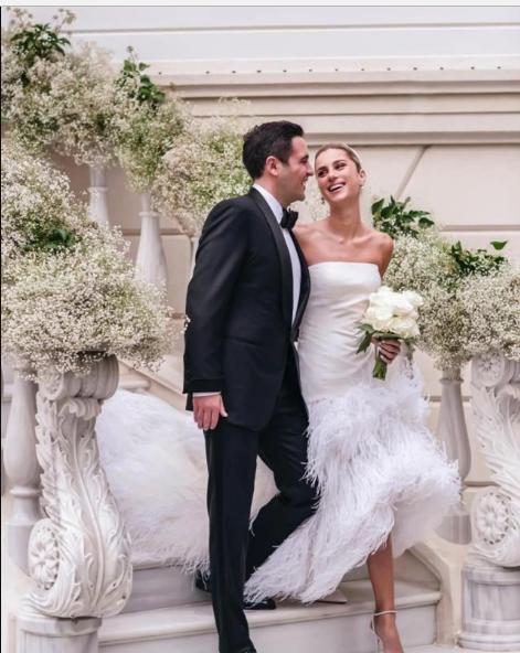 Hacı Sabancı ile evlenen Nazlı Kayı'nın gelinliğinin fiyatı dudak uçuklattı - Sayfa 3