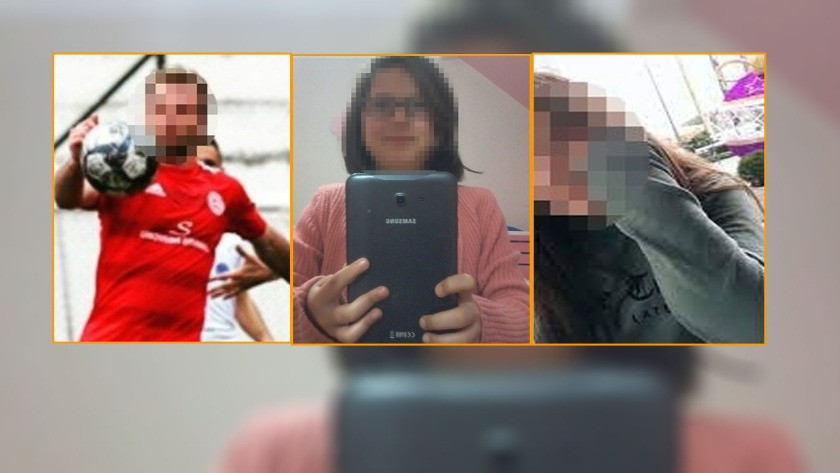 İki kız kardeş, 2. ligde oynayan futbolcu akrabalarının cinsel istismarına uğradı