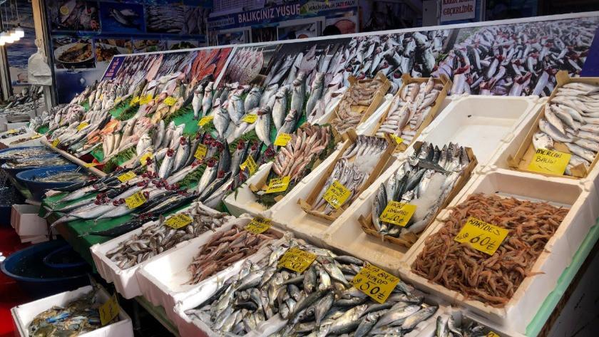 Balık'ta bolluk yaşandı fiyatlar düştü
