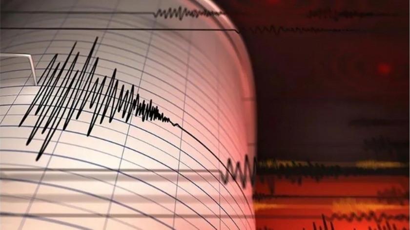 Komşu ülkede  şiddetli deprem! Türkiye'de de hissedildi