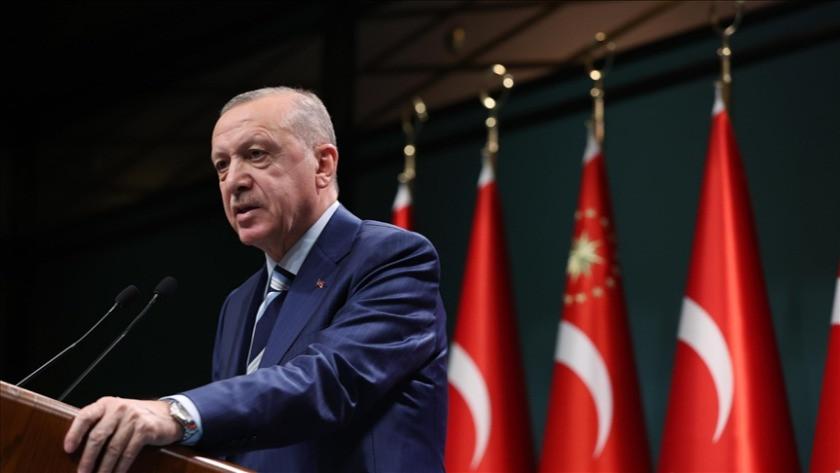 Cumhurbaşkanı Erdoğan'dan çağrı: Herkes elini taşın altına koysun