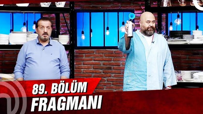 MasterChef Türkiye 2021 89.Bölüm Fragmanı izle
