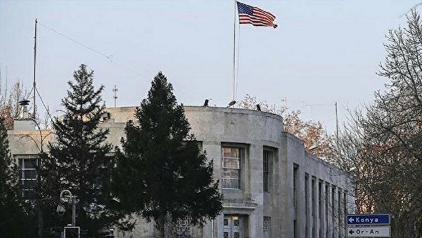 ABD Ankara Büyükelçiliği'nden kınama mesajı