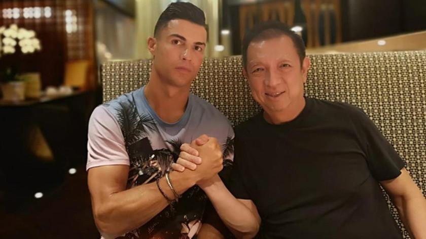 Cristiano Ronaldo, dolar milyarderi iş insanıyla ortak oldu