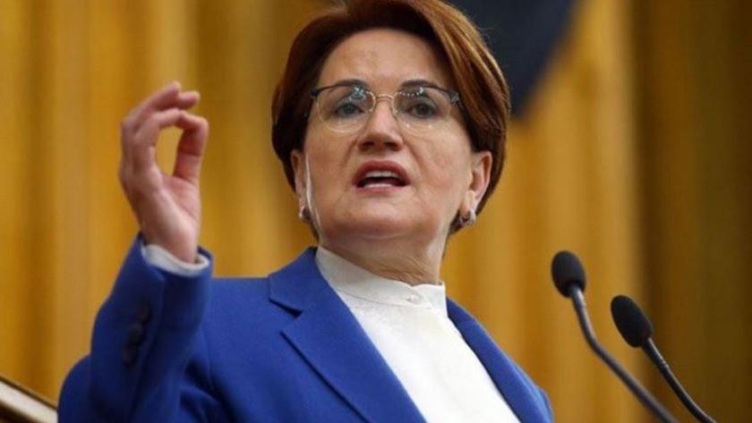 Meral Akşener kürsüde coştu! Sıkı dur sayın erdoğan ...