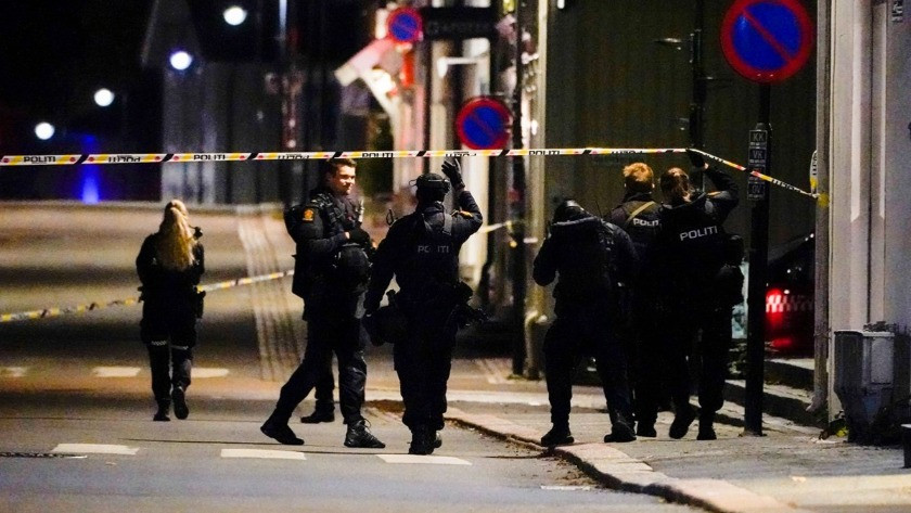 Norveç'te korkunç saldırı: Çok sayıda kişi hayatını kaybetti