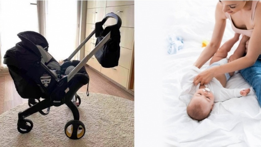 Bebek arabalarına zam: 10 bin lirayı geçti