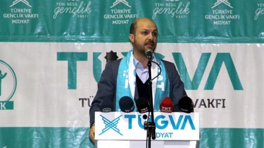 Bilal Erdoğan, Metin Cihan'ın TÜGVA iddiaları hakkında konuştu