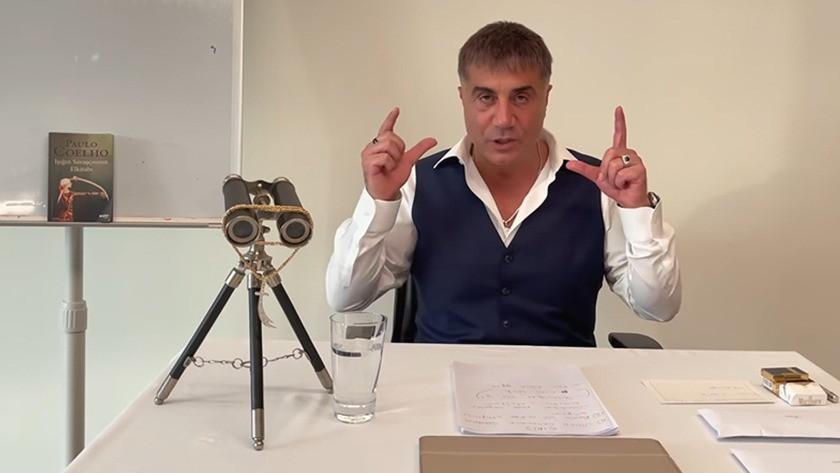 Sedat Peker'den yeni Tweet: Sana söz verdim, cehenneme gitsen bile biz ayrılmayacağız