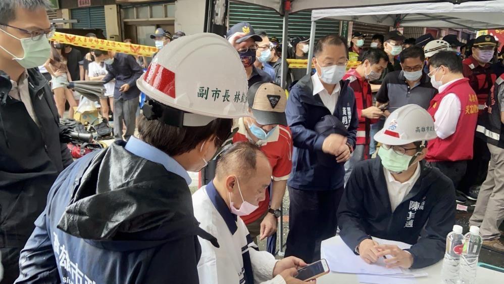 Tayvan'da 13 katlı binada korkutan yangın! Çok sayıda ölü ve yaralılar var - Sayfa 2