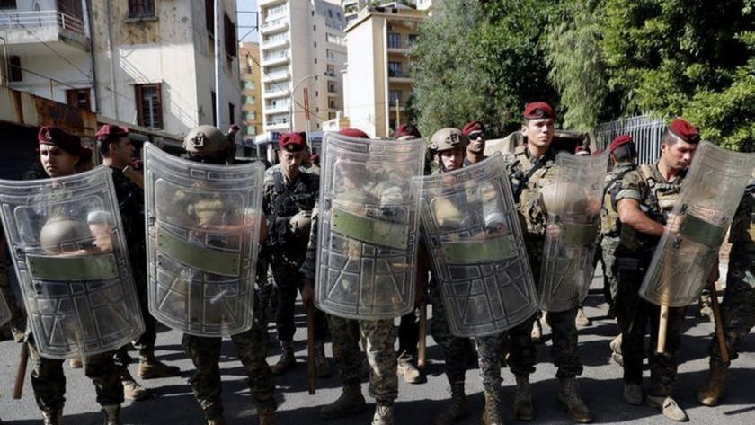 Lübnan'da protestocuların üzerine ateş açıldı: 1 kişi öldü...