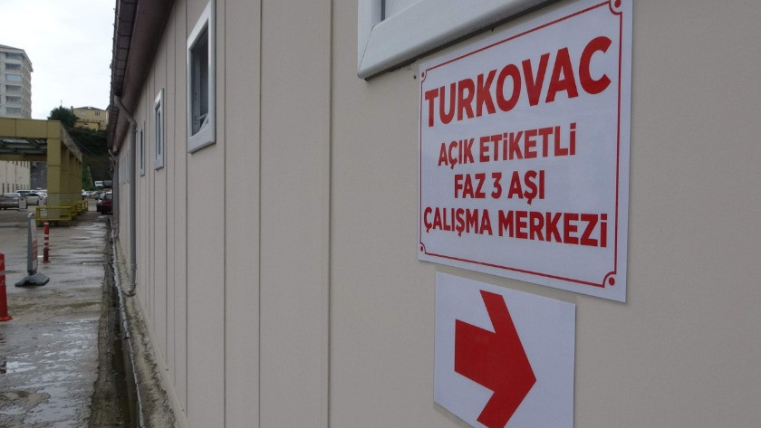 Yerli koronavirüs aşısı Turkovac'la ilgili müjdeli haber