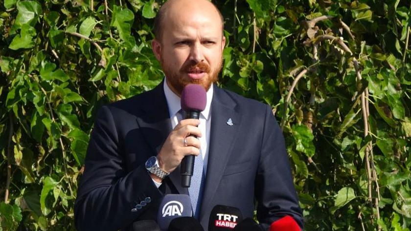 Bilal Erdoğan'dan vakıflara saldırı açıklaması!