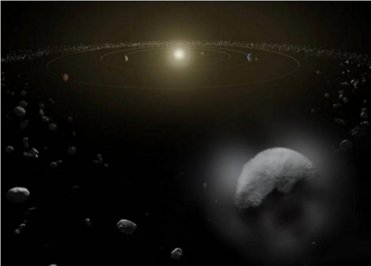 Güneş Sistemi'ndeki en büyük 42 asteroit - Sayfa 1