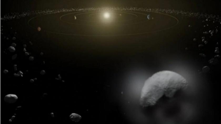 Güneş Sistemi'ndeki en büyük 42 asteroit