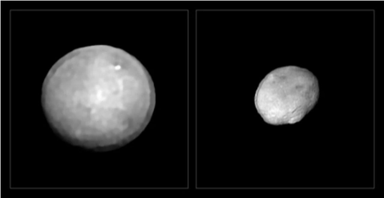 Güneş Sistemi'ndeki en büyük 42 asteroit - Sayfa 4