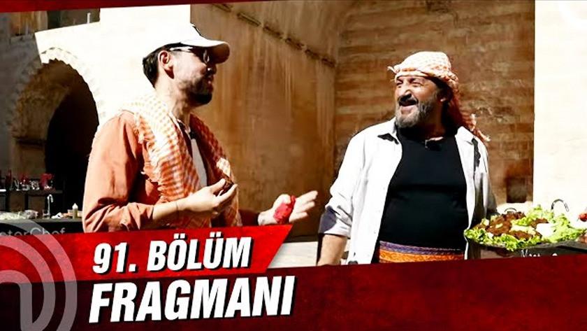 MasterChef Türkiye 2021 91.Bölüm Fragmanı izle