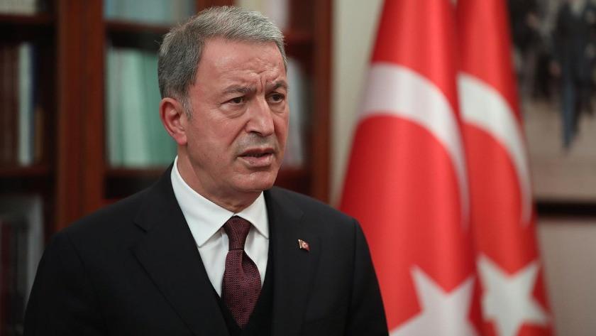 Milli Savunma Bakanı Akar'dan 'Suriye'ye yeni harekat' açıklaması