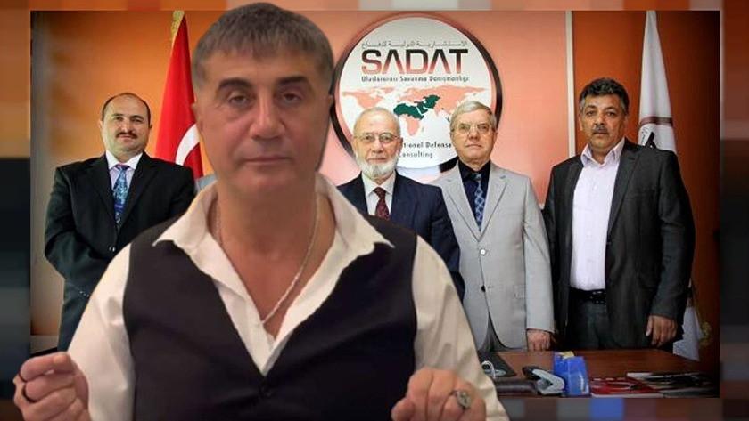 Sedat Peker'den yeni SADAT iddiaları! Sedat Peker, 'Ergenekon' dosyasını açtı