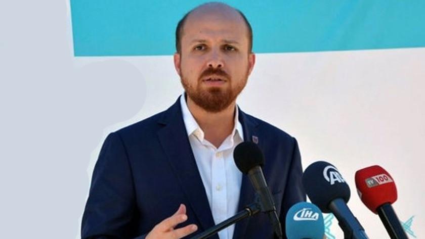 Bilal Erdoğan, Ensar Vakfı'nın yeni binasını açtı!