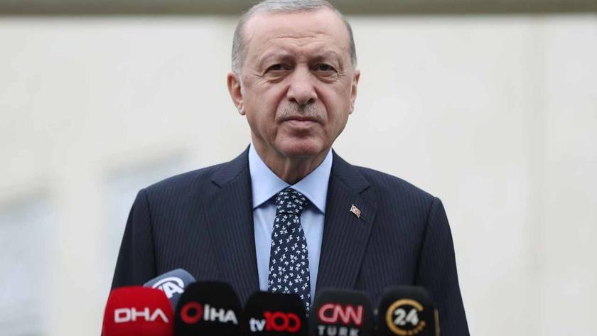 Cumhurbaşkanı'ndan  Suriye'ye operasyon açıklaması!