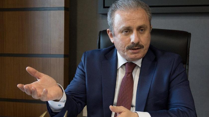 """Şentop'tan """"siyasi cinayetler"""" açıklaması"""