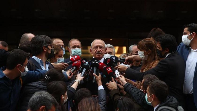 CHP lideri Kılıçdaroğlu bürokratlara seslendi
