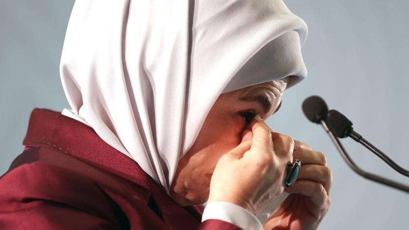 Emine Erdoğan: Tarih, çocukların tutuklandığını yazacak