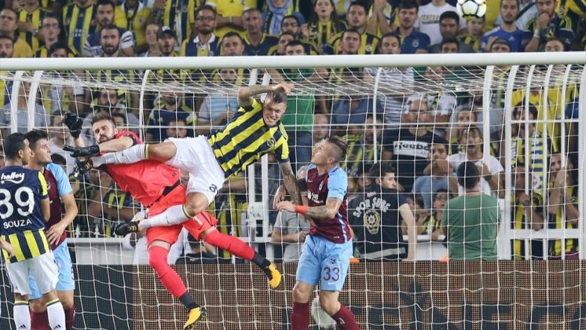 Trabzonspor - Fenerbahçe maç sonucu: 3-1 (Maç Özeti)