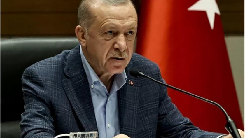 Cumhurbaşkanı Erdoğan'dan son seçim anketleriyle ilgili açıklama