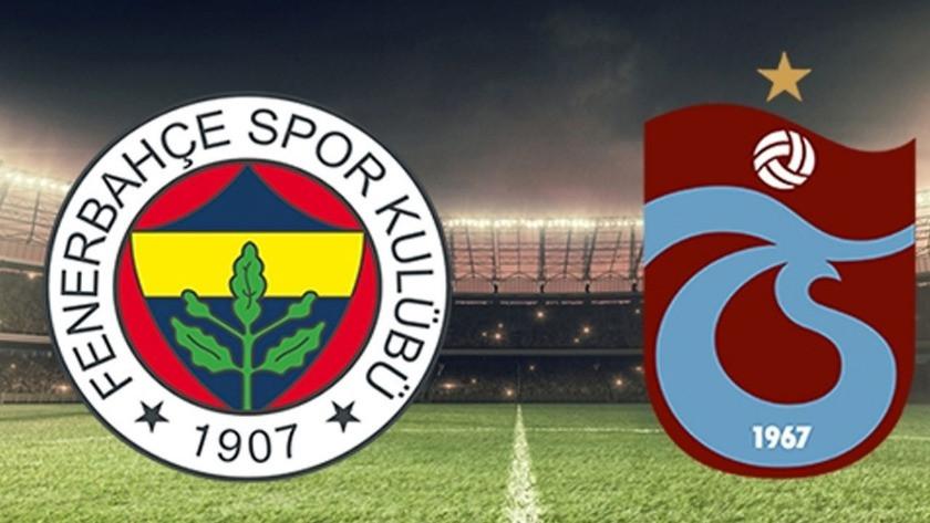 Trabzonspor-Fenerbahçe maçının VAR hakemi belli oldu