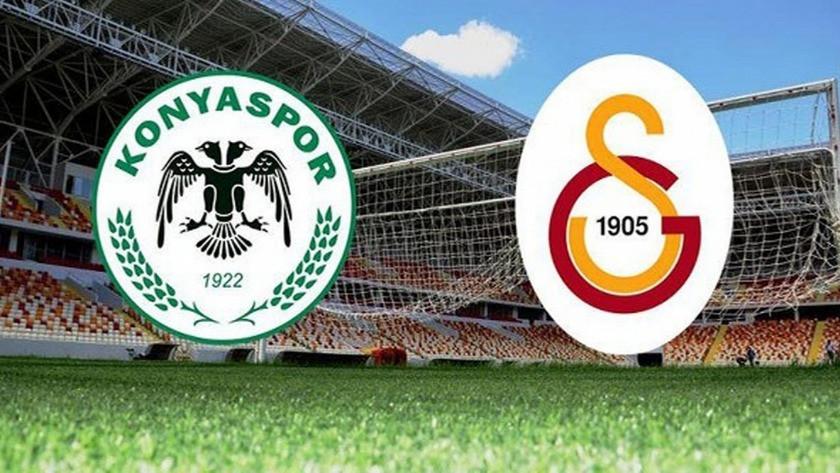 Galatasaray-Konyaspor  maçı saat kaçta? hangi kanalda yayınlanacak