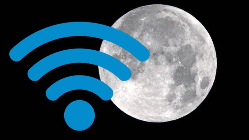 NASA Ay'a Wi-Fi ağı kuruyor! İnternet bağlanacak..