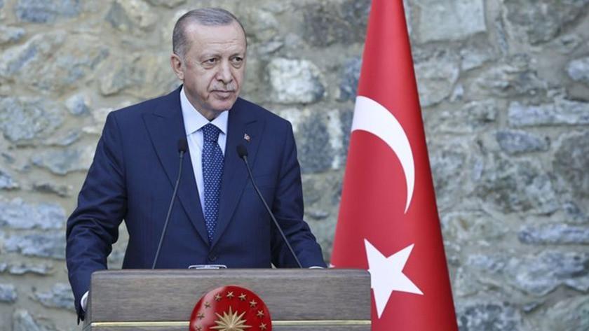 Erdoğan'dan Özdemir Bayraktar için başsağlığı mesajı