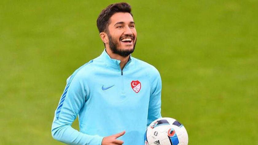 Nuri Şahin, futbolu bıraktığını açıkladı