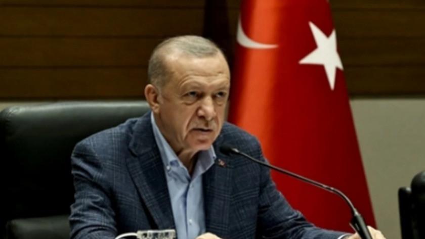 Cumhurbaşkanı Erdoğan Angola Meclisi'nde konuştu
