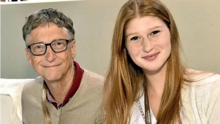 Bill Gates'in kızına imam nikahı kıydı!