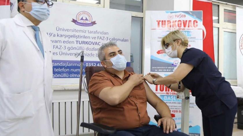 2 doz Sinovac aşısı olmuş gönüllülere uygulanmaya başlandı!