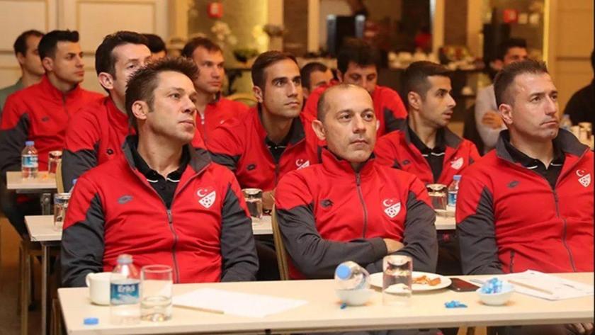 Türk futbolunda deprem! 4 hakemin sözleşmelerinin iptali istendi