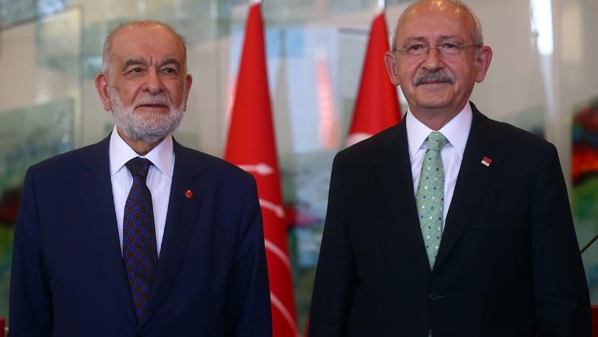 Saadet Partisinden CHP Genel Başkanı Kılıçdaroğlu'na tepki