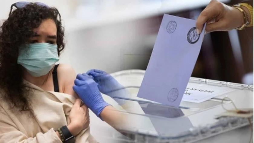 En çok aşı karşıtı hangi partinin seçmeni? Metropoll anketinde...