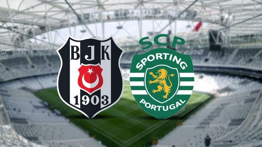 Beşiktaş-Sporting Lizbon maçı ne zaman, saat kaçta, hangi kanalda? İşt